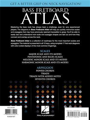 Bass Fretboard Atlas: Double Bass