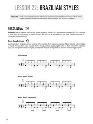 Kennan Wylie: Hal Leonard Drumset Method - Book 2: Drums and Percussion