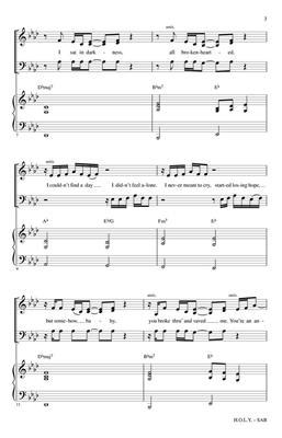 Mark Brymer: H.O.L.Y.: Mixed Choir