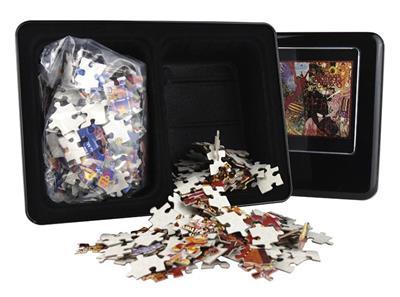 Santana - Supernatural Jigsaw Puzzles