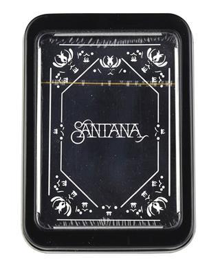 Santana Playing Cards: Gifts