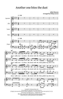 Classic Queen: Arr. (Philip Lawson): SATB