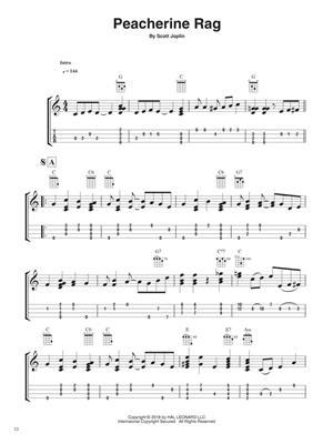 Fred Sokolow: Ragtime Fingerstyle Ukulele: Ukulele