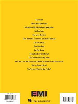 Beautiful: The Carole King Musical: Piano or Keyboard