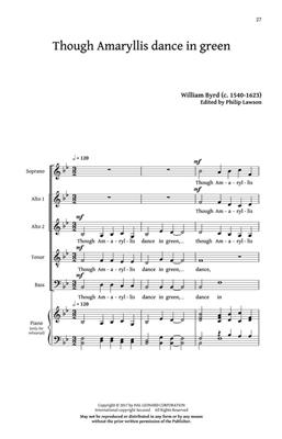 Phyllis and Amaryllis: SATB
