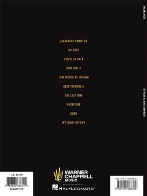 Lin-Manuel Miranda: Hamilton: Guitar or Lute
