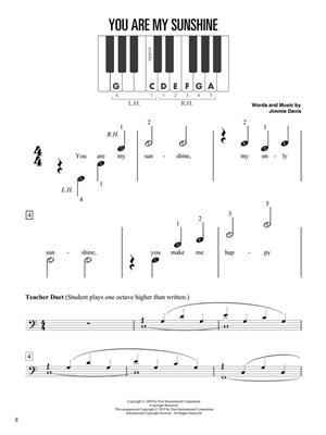 Hal Leonard Piano for Kids Songbook: Arr. (Jennifer Linn): Piano