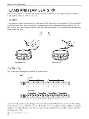 Peter Magadini: Learn to Play the Drumset – All-in-One Combo Pack: Drums and Percussion
