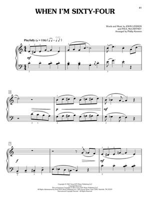 The Beatles: The Beatles For Easy Classical Piano: Piano