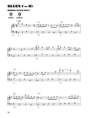 Joey DeFrancesco's Concepts for Improvisation