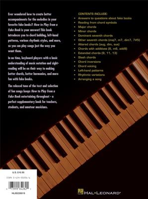 Blake Neely: How To Play From A Fake Book: Piano or Keyboard