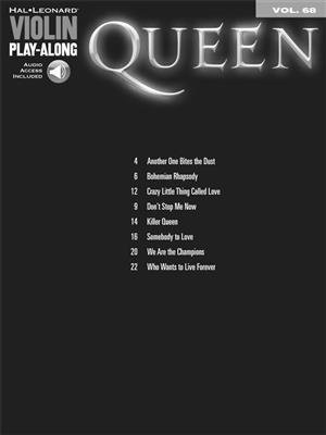 Queen: Violin