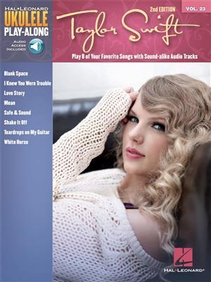 Taylor Swift - 2nd Edition: Ukulele