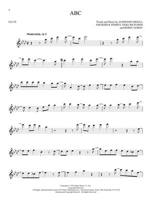 101 Popular Songs: Flute