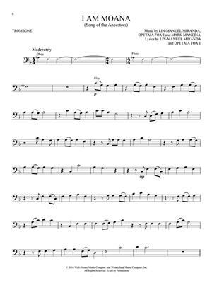 Lin-Manuel Miranda: Moana - Trombone: Trombone