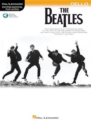 The Beatles - Instrumental Play-Along For Cello: Cello