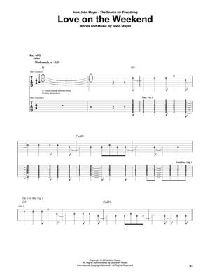 Guitar Tab 2016-2017: Guitar or Lute