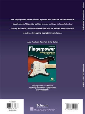Fingerpower - Primer Level