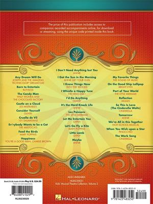 Kids' Musical Theatre Collection - Volume 1: Vocal