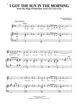 The Singer's Musical Theatre Anthology: Mezzo-Soprano