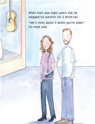 The Amazing Incredible Shrinking Drums: Drums and Percussion