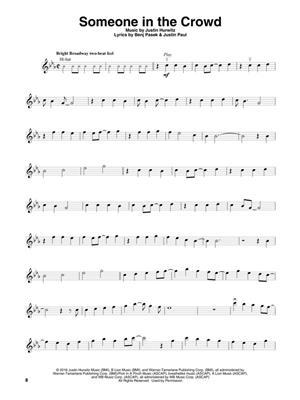 Justin Hurwitz: La La Land: Violin