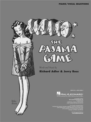 Richard Adler: The Pajama Game: Piano, Vocal and Guitar (songbooks)