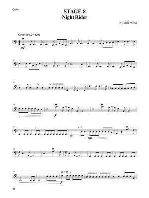 Mark Wood: Rockin' Strings: Cello: Cello