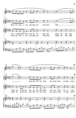 Camilla Shelton Pruitt: Mary's Lullaby: Unison Voices