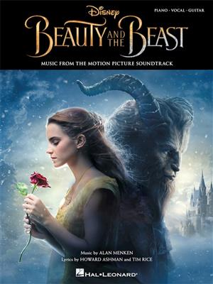 Alan Menken: Beauty and the Beast - PVG: Piano, Vocal, Guitar