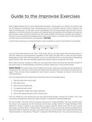 Eric Baumgartner: Jazz Piano Basics - Book 1: Piano or Keyboard