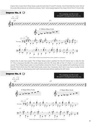 Eric Baumgartner: Jazz Piano Basics - Book 2: Piano or Keyboard