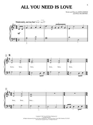 The Beatles for Kids: Piano or Keyboard