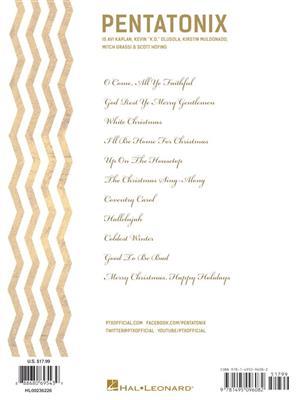 A Pentatonix Christmas: Piano, Vocal and Guitar (songbooks)