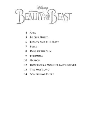 Beauty and the Beast - Trombone: Trombone