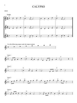 Easy Improvisation (Oboe): Oboe