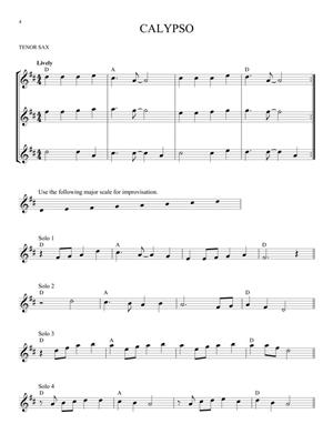 Easy Improvisation (Tenor Sax): Tenor Saxophone