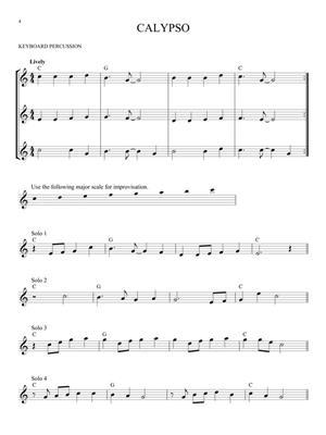 Easy Improvisation (Keyboard Percussion): Electric Keyboard