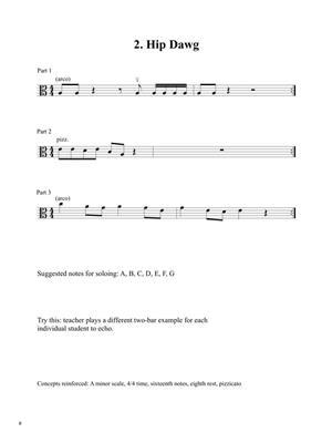 Laurie Gabriel: Improvisation for Viola Made Easy: Viola