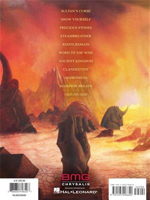 Mastodon - Emperor of Sand: Guitar or Lute