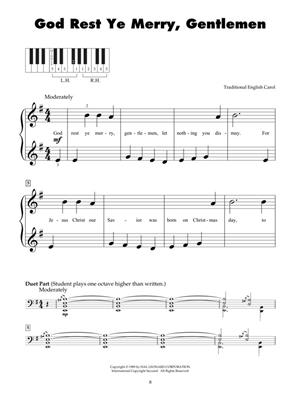 Christmas Carols: Piano or Keyboard