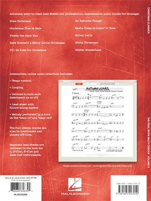 Christmas Classics Play-Along: C/ B-Flat/E-Flat and Bass Instruments