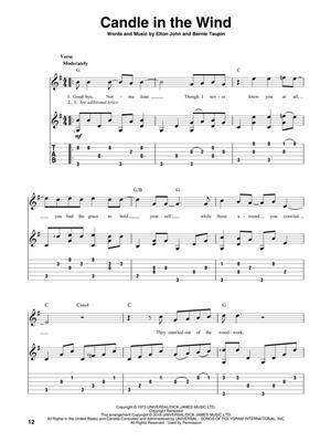 Elton John: Fingerpicking Elton John: Guitar or Lute