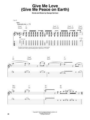 George Harrison: George Harrison: Guitar or Lute
