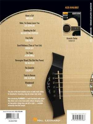 Acoustic Guitar Songs - 2Nd Edition: Guitar