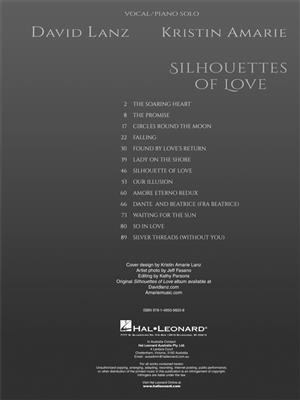 David Lanz: David Lanz & Kristin Amarie - Silhouettes of Love: Piano