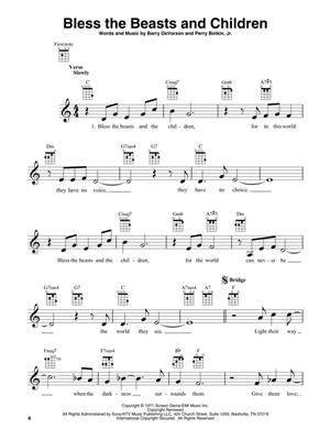Carpenters: Carpenters for Ukulele: Ukulele