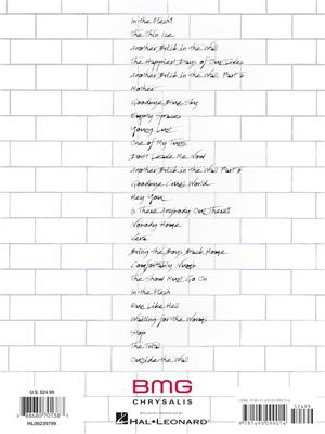 Pink Floyd - The Wall: Guitar or Lute