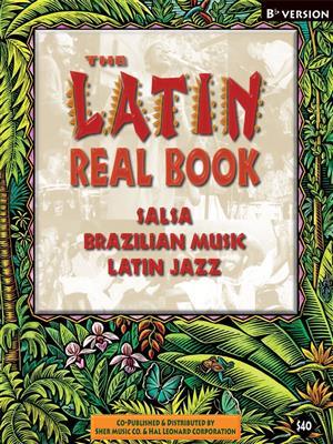 The Latin Real Book: Arr. (Chuck Sher): Ensemble