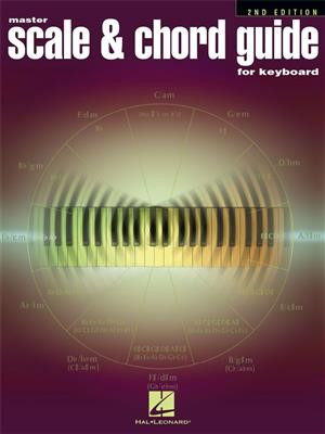Master Scale And Chord Guide For Keyboard: Piano or Keyboard